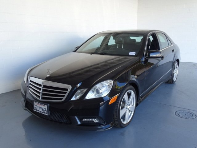 Used 2011 Mercedes-Benz E-Class in San Diego, CA