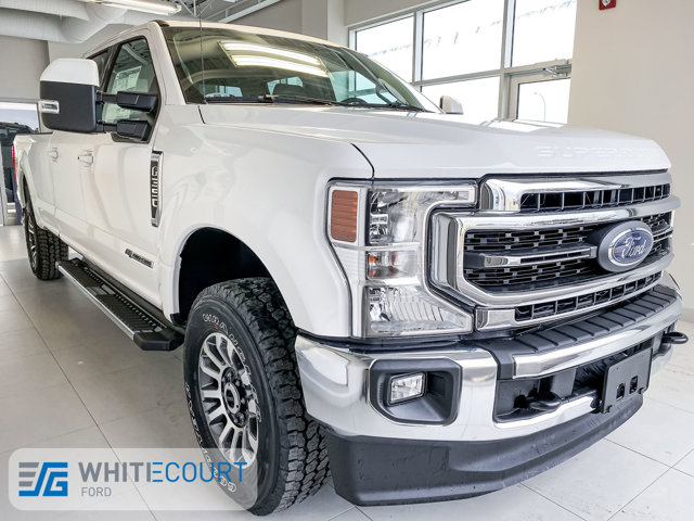 2020 Ford Super Duty F-350 SRW LARIAT Crew Cab 4WD Long Box LARIAT 4WD Crew Cab 8′ Box Intercooled Turbo Diesel V-8 6.7 L/406 [4]