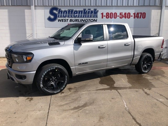 New 2020 Ram 1500 in West Burlington, IA