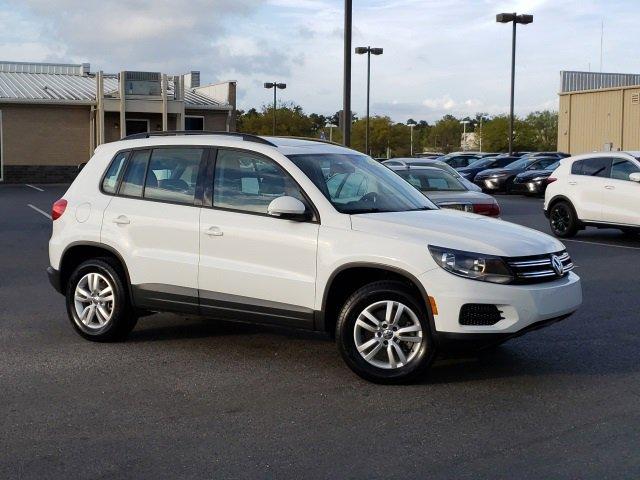 Used 2017 Volkswagen Tiguan in , AL