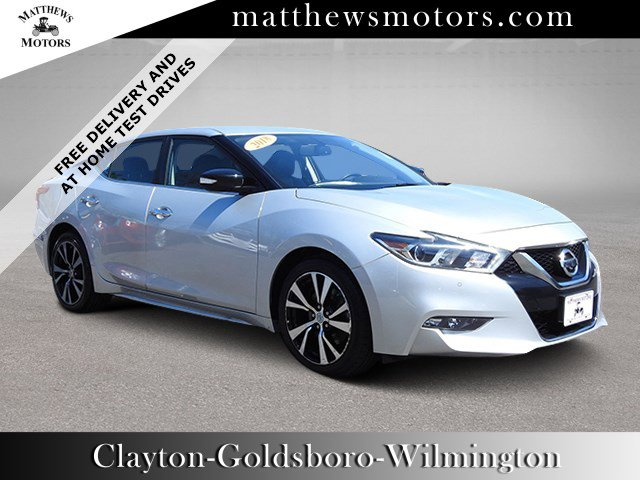 Used 2018 Nissan Maxima in , NC
