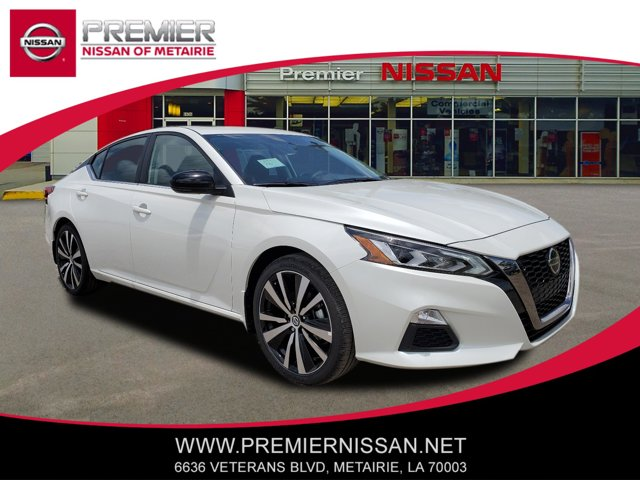 New 2020 Nissan Altima in Metairie, LA