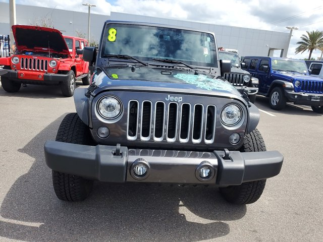 Used 2018 Jeep Wrangler JK Unlimited in Fort Worth, TX