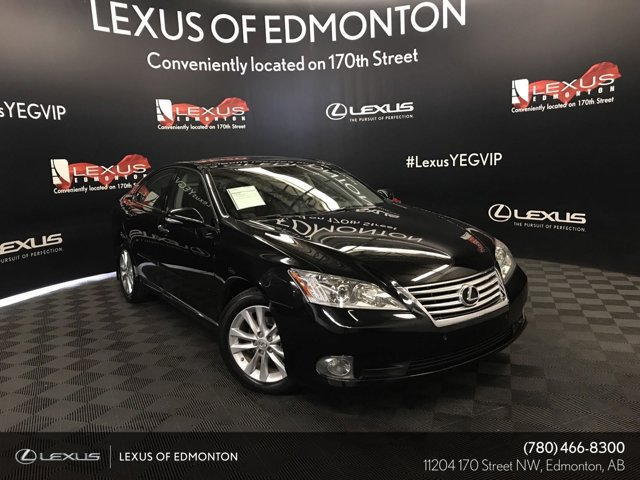 2011 Lexus ES 350 NAVIGATION PACKAGE NAVIGATION PACKAGE Gas V6 3.5L/211 [8]