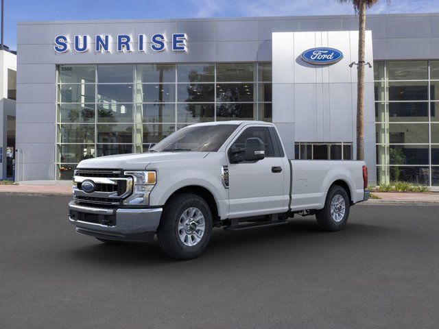 2020 Ford Super Duty F-250 SRW XL STX  Regular Unleaded V-8 6.2 L/379 [1]