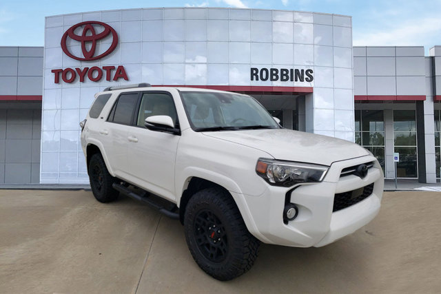 New 2020 Toyota 4Runner in Nash, TX