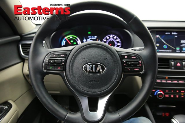 2017 Kia Optima Hybrid for sale 118726 14