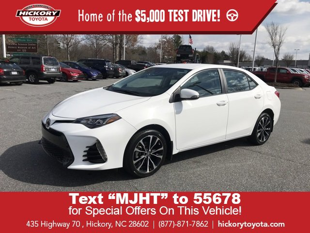 Used 2018 Toyota Corolla in Hickory, NC
