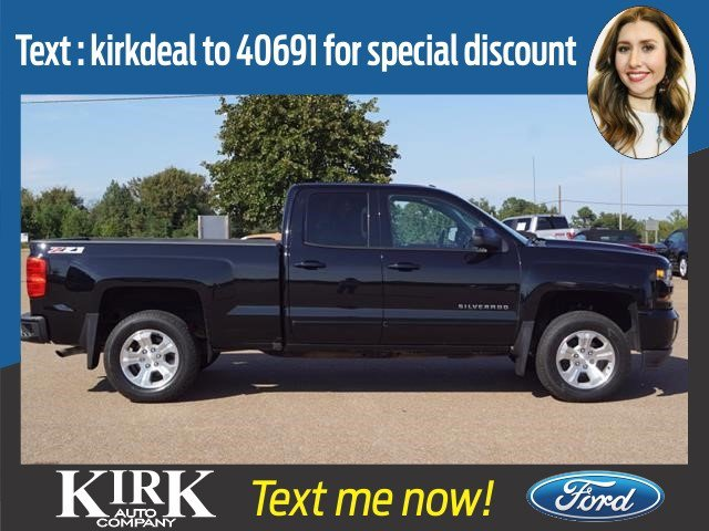 Used 2017 Chevrolet Silverado 1500 in Grenada, MS
