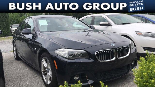 2015 BMW 5 Series 528i 4dr Sdn 528i RWD Intercooled Turbo Premium Unleaded I-4 2.0 L/122 [3]
