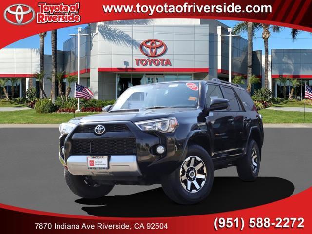 2019 Toyota 4Runner TRD Off-Road  Regular Unleaded V-6 4.0 L/241 [14]