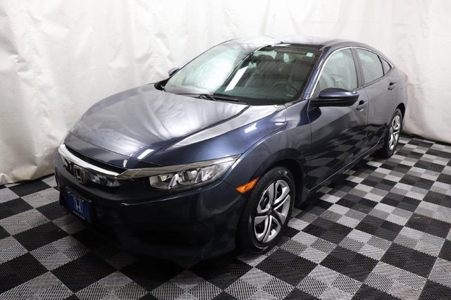 Used 2016 Honda Civic Sedan in Akron, OH
