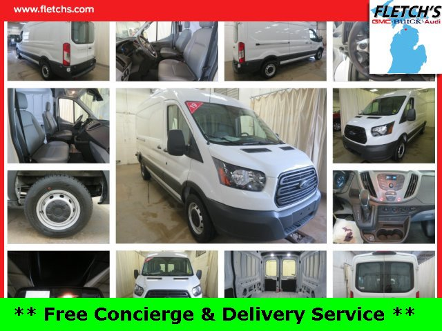 Used 2019 Ford Transit Van in Petoskey, MI