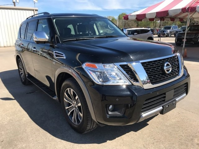 Used 2019 Nissan Armada in Conroe, TX