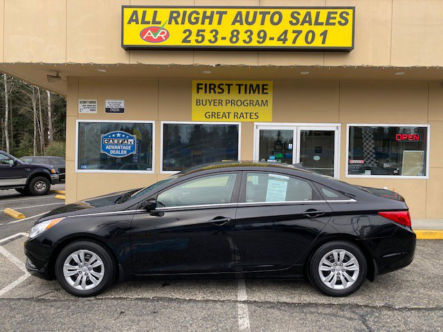 Used 2013 Hyundai Sonata in Federal Way, WA