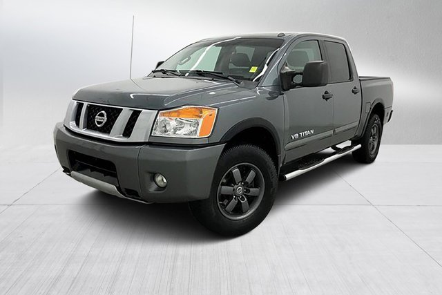 Used 2014 Nissan Titan in Tacoma, WA