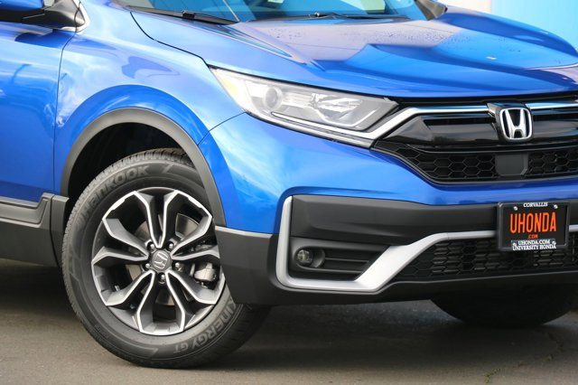 New 2020 Honda CR-V EX AWD
