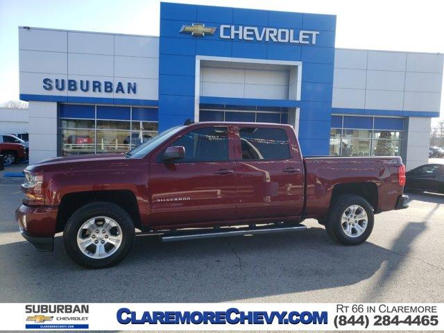 Used 2016 Chevrolet Silverado 1500 in Claremore, OK