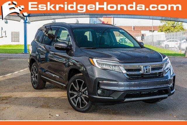 New 2019 Honda Pilot in Oklahoma City, OK