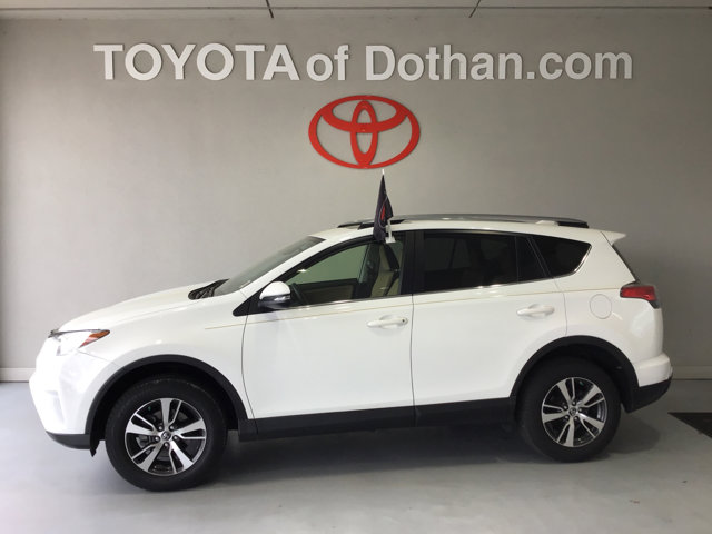 Used 2017 Toyota RAV4 in Dothan & Enterprise, AL