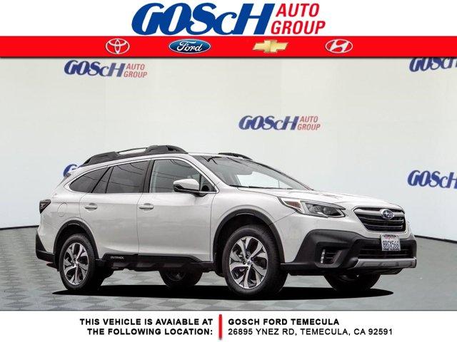 2020 Subaru Outback Limited Limited CVT Regular Unleaded H-4 2.5 L/152 [2]