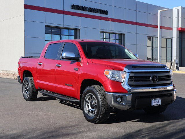 Used 2015 Toyota Tundra in Greeley, CO