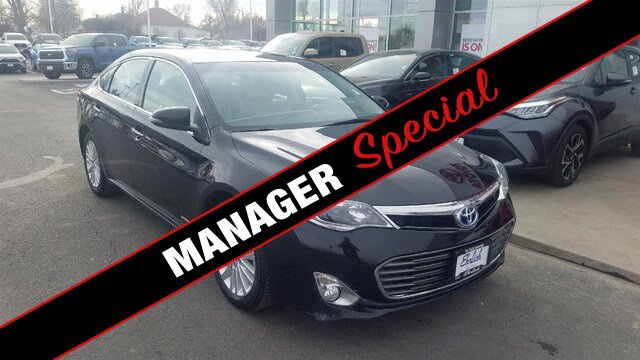 Used 2014 Toyota Avalon Hybrid in Fort Morgan, CO