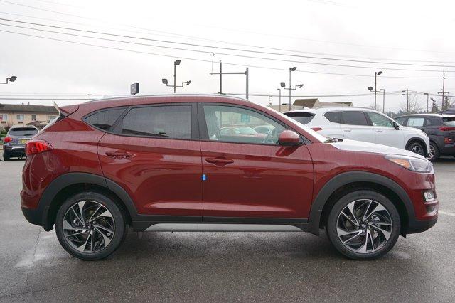 New 2020 Hyundai Tucson Sport AWD