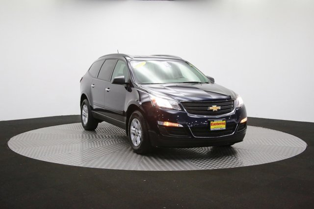 2017 Chevrolet Traverse for sale 123458 44