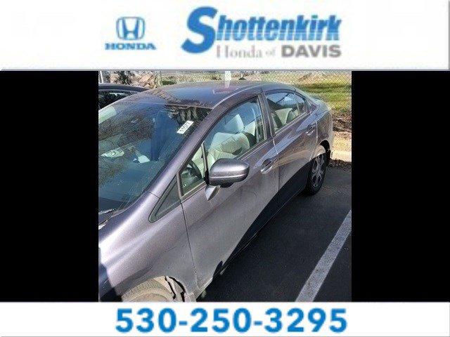 Used 2014 Honda Civic Hybrid Sedan in Davis, CA