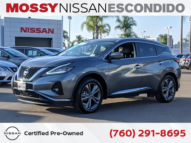 2019 Nissan Murano PLATINUM FWD Platinum Regular Unleaded V-6 3.5 L/213 [12]