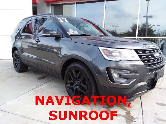 Used 2017 Ford Explorer in Lexington Park, MD