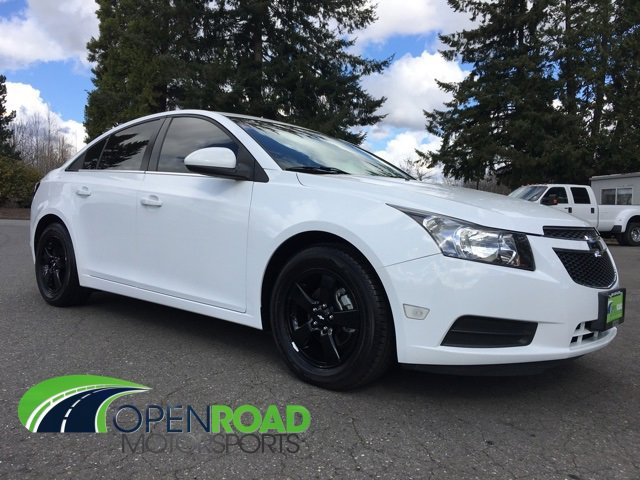 Used 2014 Chevrolet Cruze in Marysville, WA