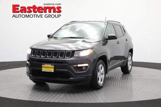 2018 Jeep Compass for sale 125384 0