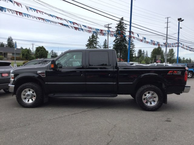 Used 2010 Ford Super Duty F-350 SRW 4WD Crew Cab 172 XLT