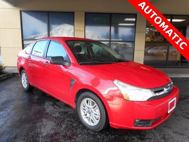 Pre-Owned 2008 Ford Focus 4dr Sdn SE