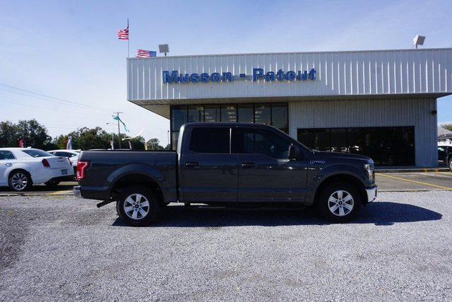 Used 2016 Ford F-150 in New Iberia, LA
