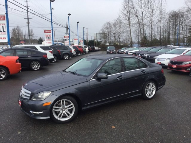 Used 2013 Mercedes-Benz C-Class 4dr Sdn C 300 Sport 4MATIC