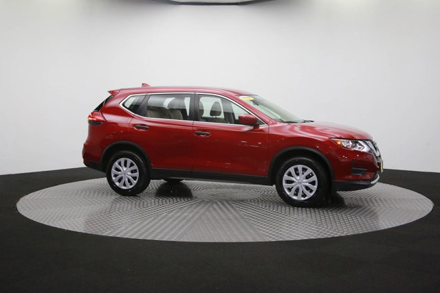 2017 Nissan Rogue for sale 125264 40