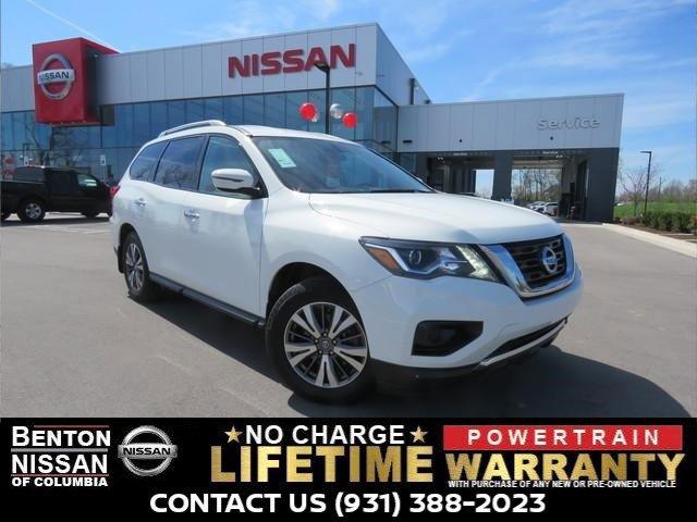 Used 2017 Nissan Pathfinder in , AL
