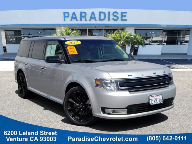 2017 Ford Flex SEL SEL FWD Regular Unleaded V-6 3.5 L/213 [2]