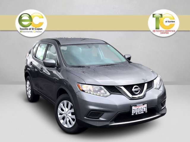 Used 2016 Nissan Rogue in Santee, CA