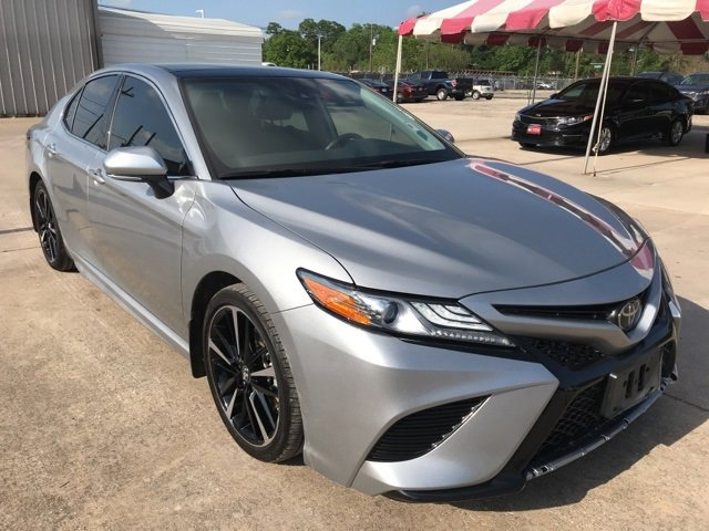 Used 2019 Toyota Camry in Conroe, TX
