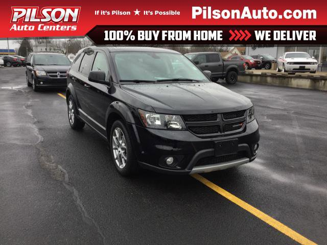 Used 2018 Dodge Journey in Mattoon, IL