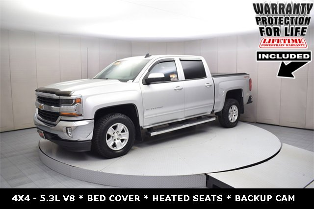 Used 2016 Chevrolet Silverado 1500 in Sumner, WA