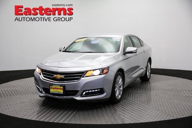 2018 Chevrolet Impala for sale 122677 0