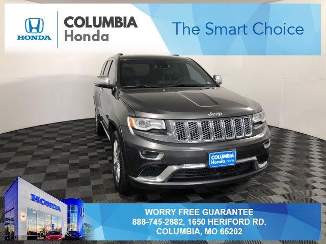 Used 2015 Jeep Grand Cherokee in Columbia, MO
