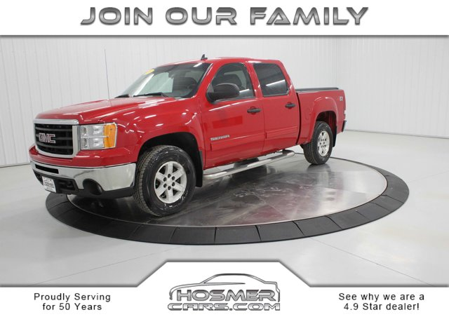 Used 2010 GMC Sierra 1500 in Mason City, IA