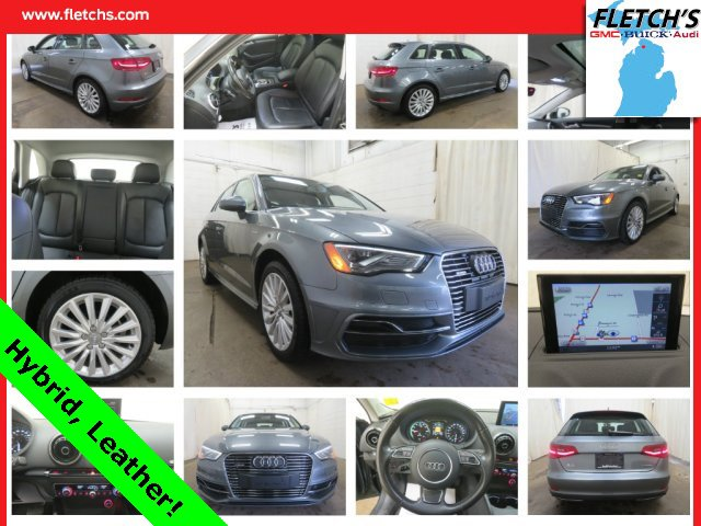 Used 2016 Audi A3 e-tron in Petoskey, MI