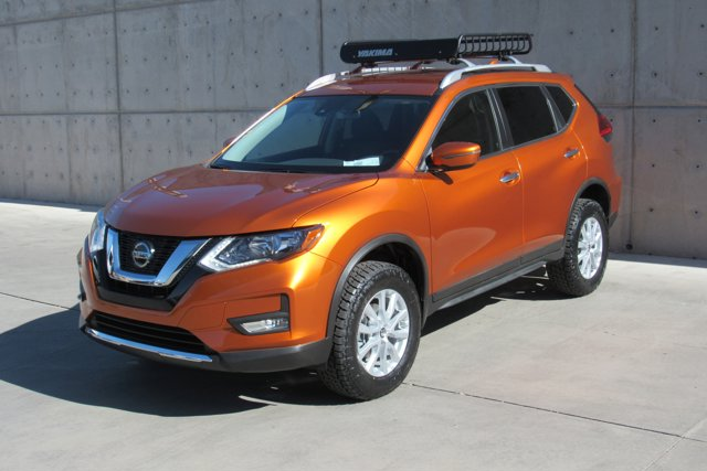 New 2019 Nissan Rogue in St. George, UT